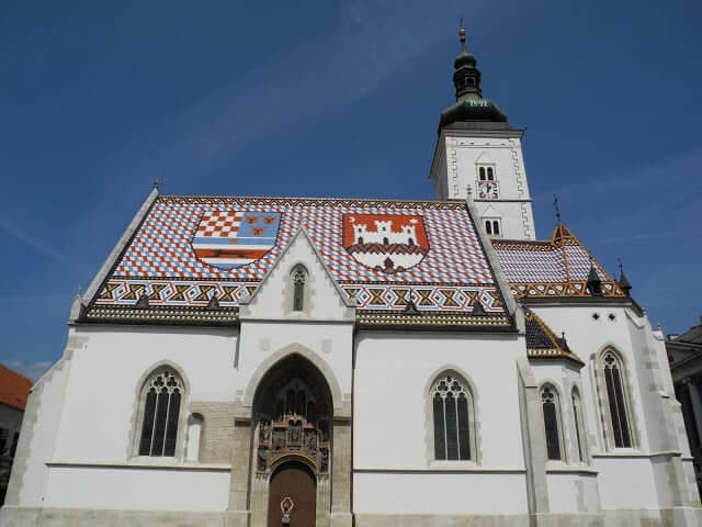 interrail-zagreb-eglise-saint-marc