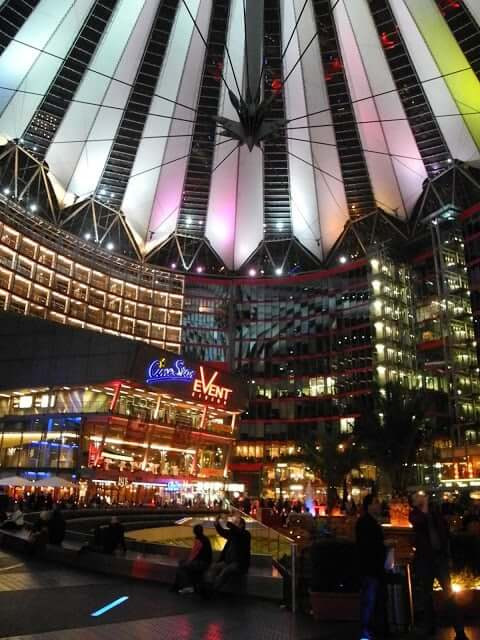 interrail-berlin-sony-center