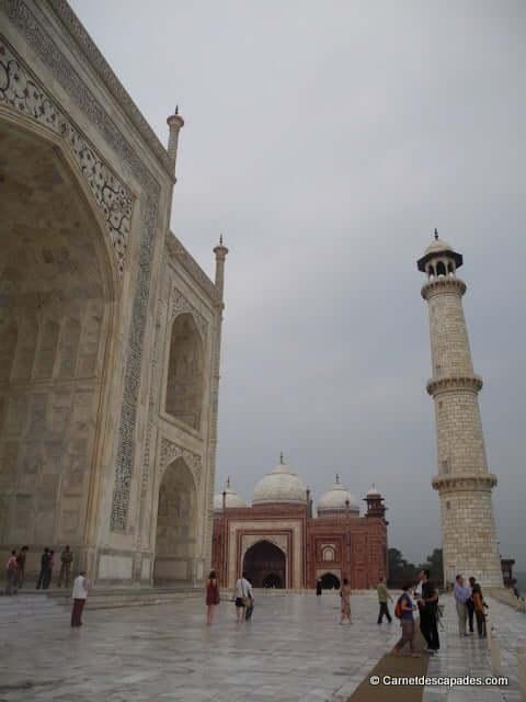Visiter Agra – A faire (le Taj Mahal… Mais pas que!)