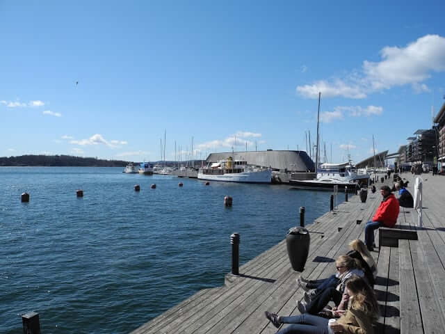 Deux jours à Oslo # 1 – Centre-ville et Bygdoy