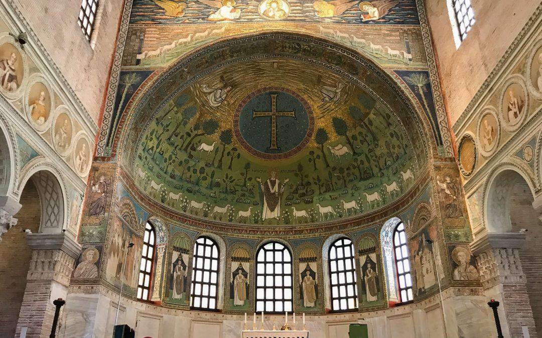 Ravenne, capitale de la Mosaïque