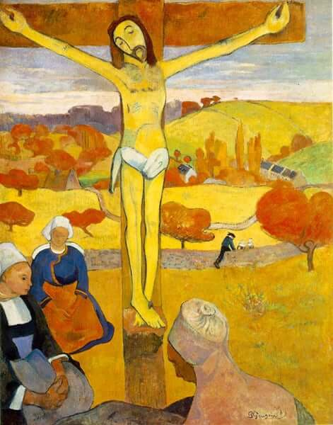 gauguin-christ-jaune
