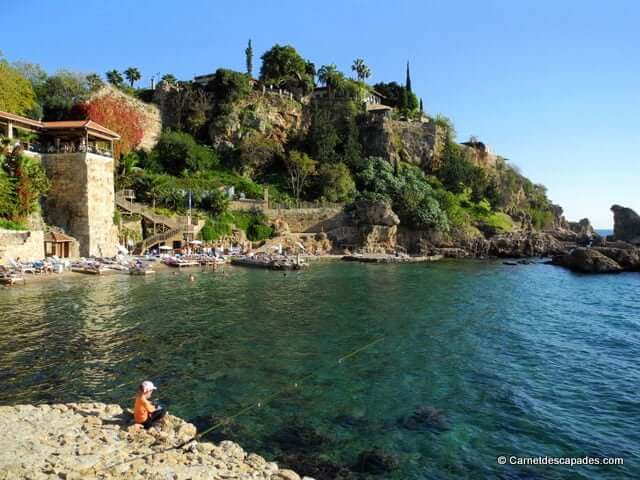 Visiter Antalya le temps d'un week-end