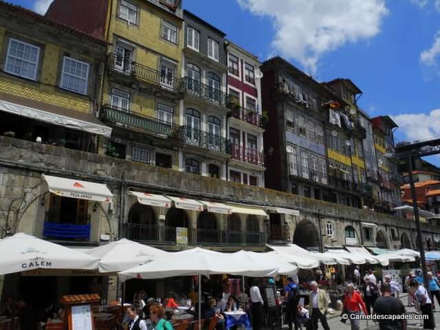 Visiter Porto le temps d'un week-end