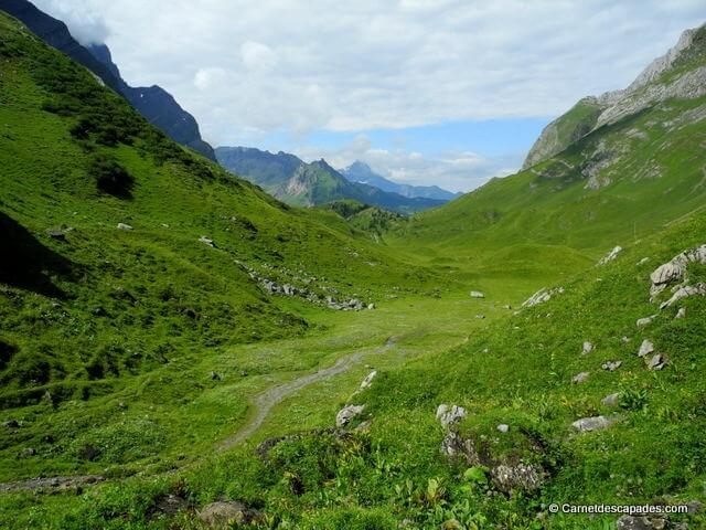 Col des Essets-Alpes suisses