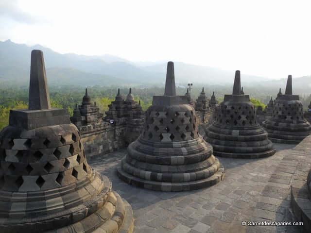 Borobudur et Prambanan – Les temples incontournables de Java