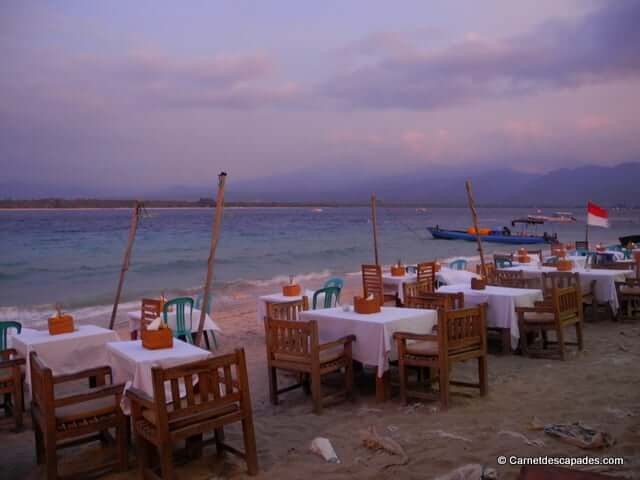 restaurant-Chill Out-Gili Air