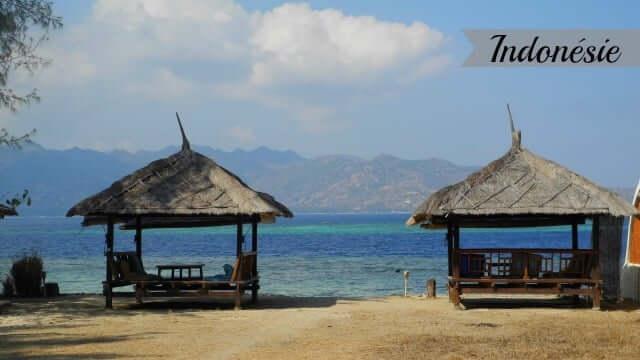 3  semaines en Indonésie – Itinéraire