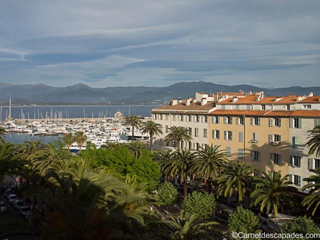 Visite rapide d'Ajaccio – Vieille ville, sentier des douaniers et îles sanguinaires