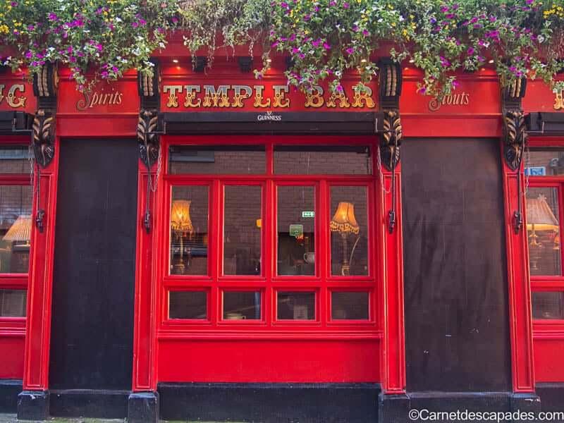 4 jours à Dublin – Idées de visites et bonnes adresses