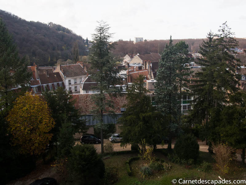 Un week end besan on carnet d 39 escapades - Hotel le sauvage besancon ...