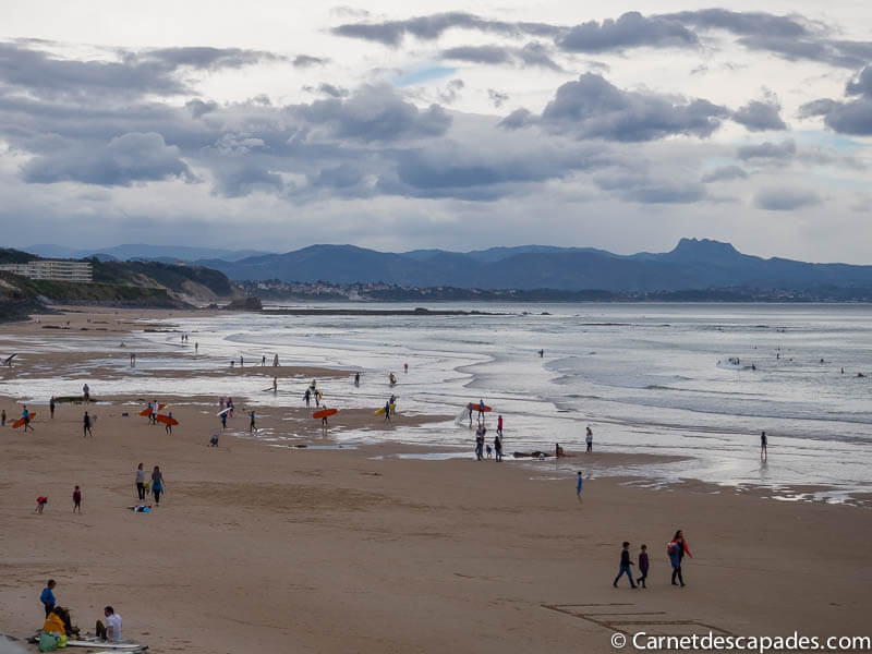 surf-plage-cote-basques