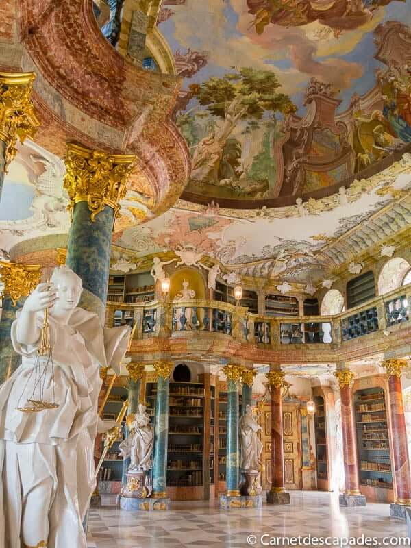 bibliotheque-rococo-abbaye-wiblingen-allemagne