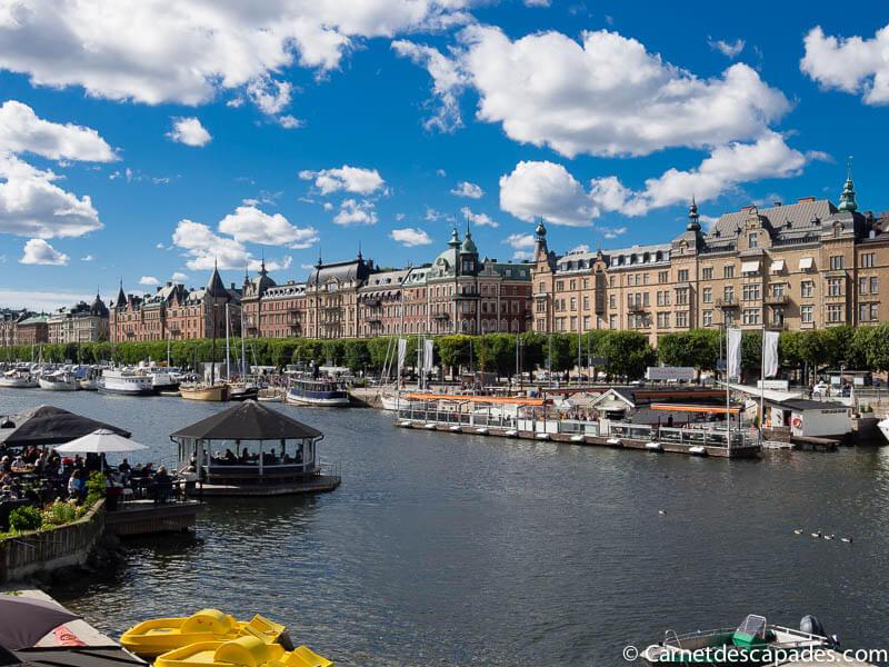 Visiter Stockholm en été – Incontournables et bonnes adresses