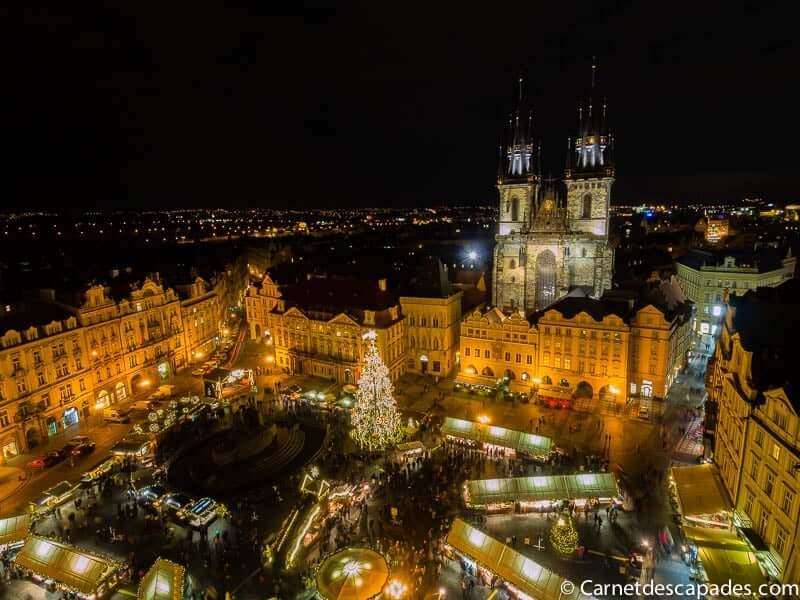 Marché de Noël de Prague