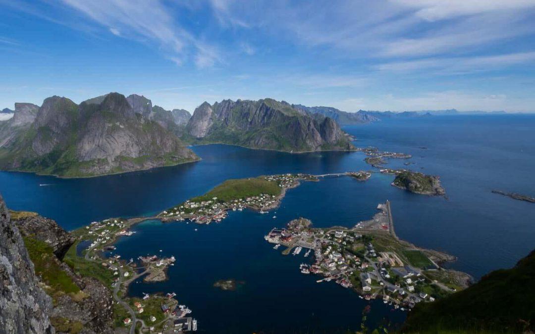 3 semaines en Norvège sans voiture – Itinéraire