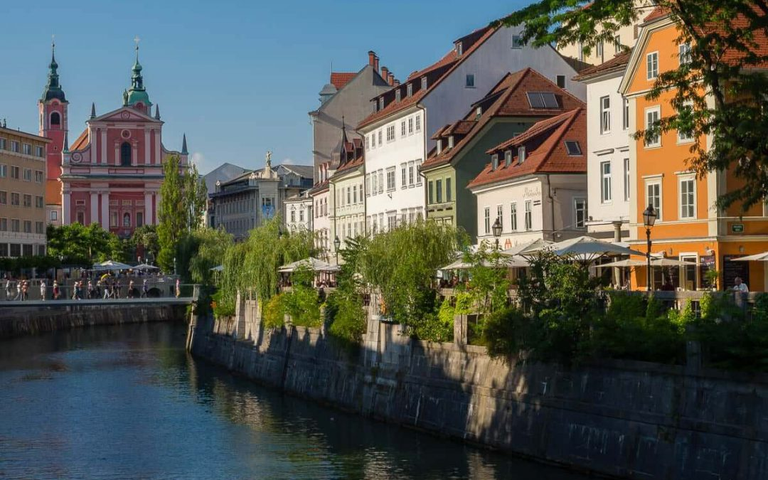 Visiter Ljubljana, la charmante capitale slovène