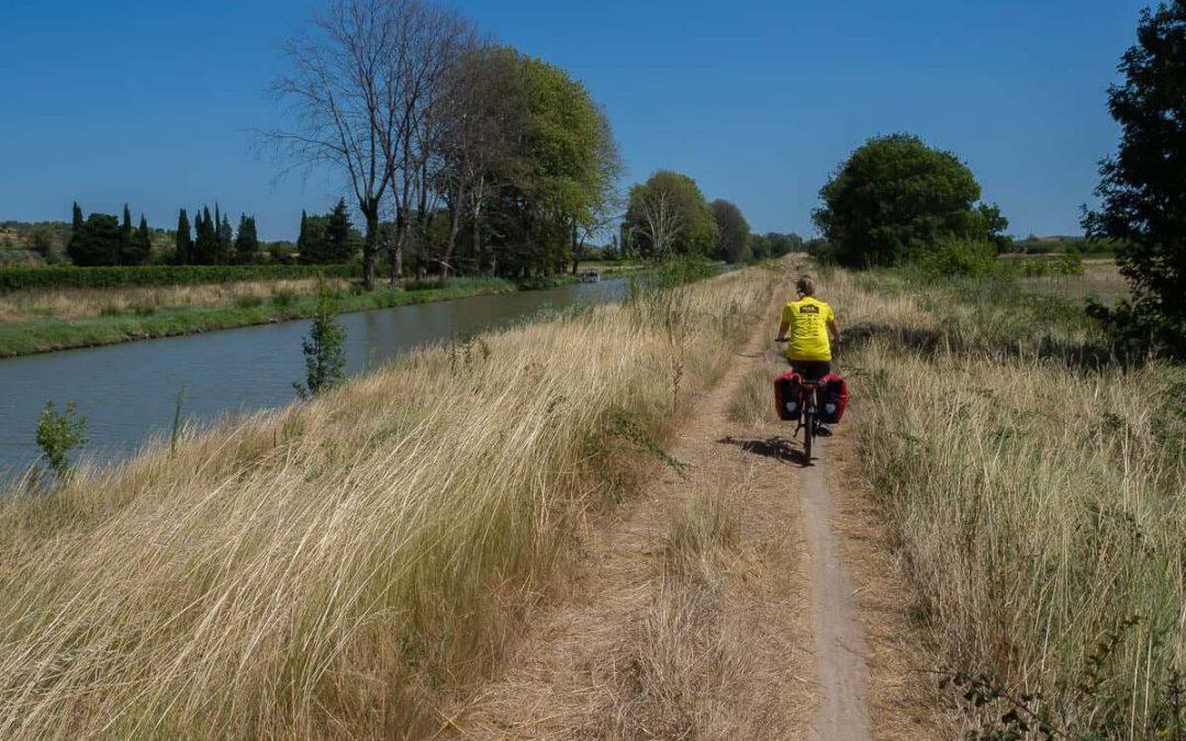 Canal du Midi à vélo en 6 jours – Itinéraire et informations pratiques