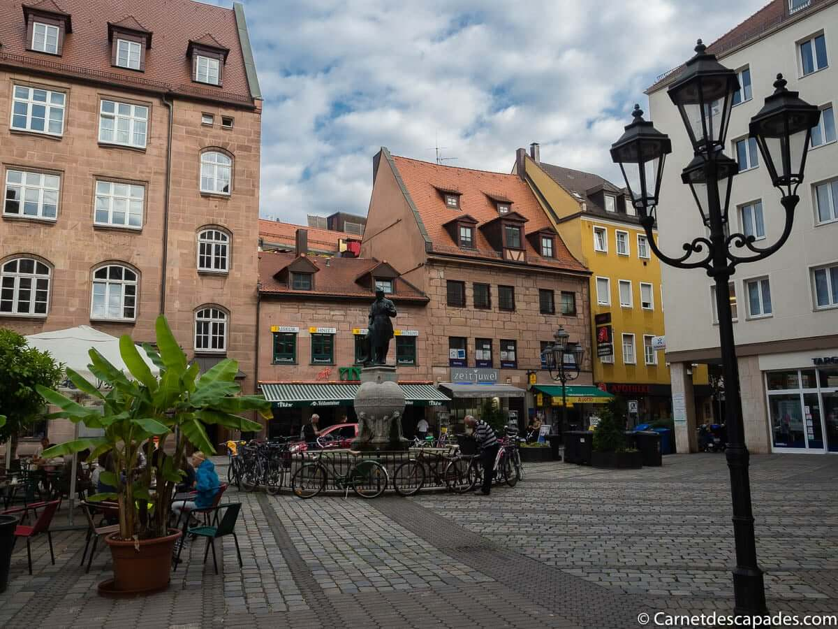 Visiter Nuremberg en 36h