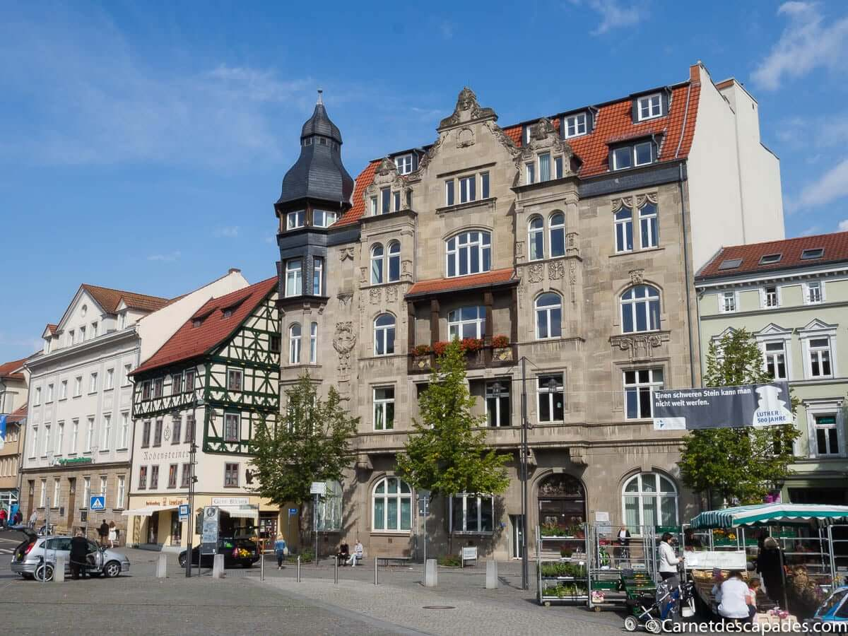 eisenach-thuringe