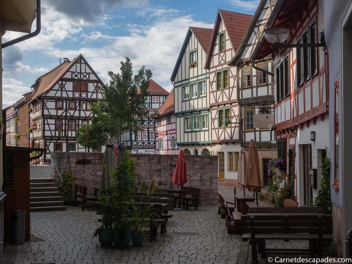 Road trip en Allemagne – 7 trésors cachés en Thuringe et Bavière