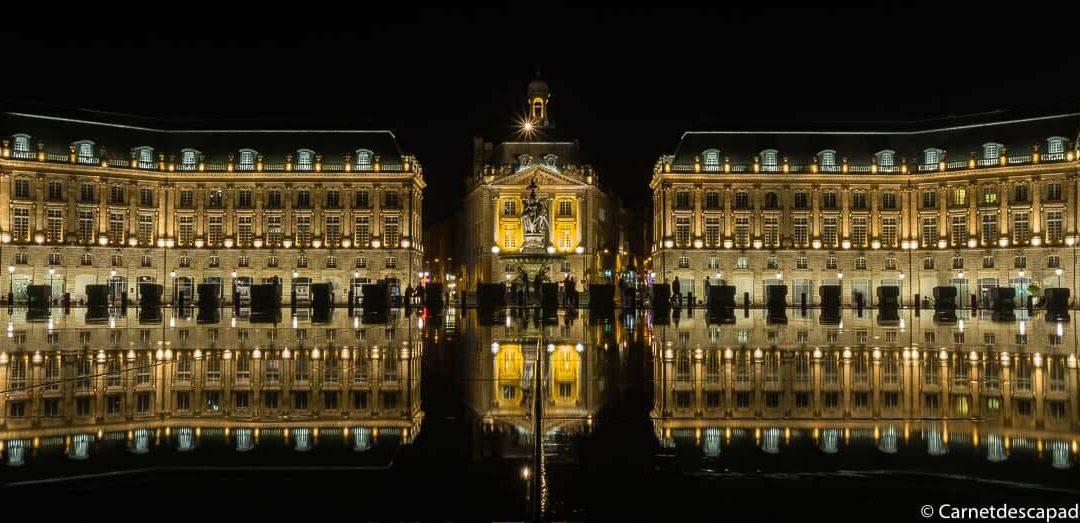 Visiter Bordeaux le temps d'un week-end prolongé (3 ou 4 jours)