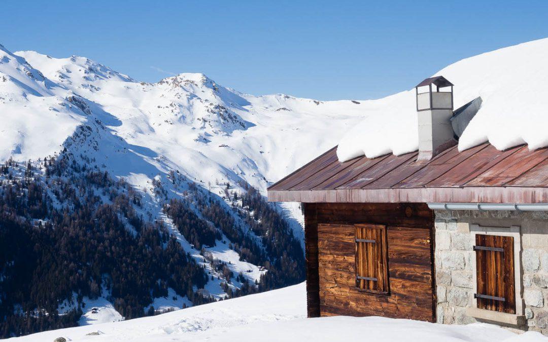 Week-end d'hiver dans le Val d'Hérens, l'une des plus jolies vallées de Suisse