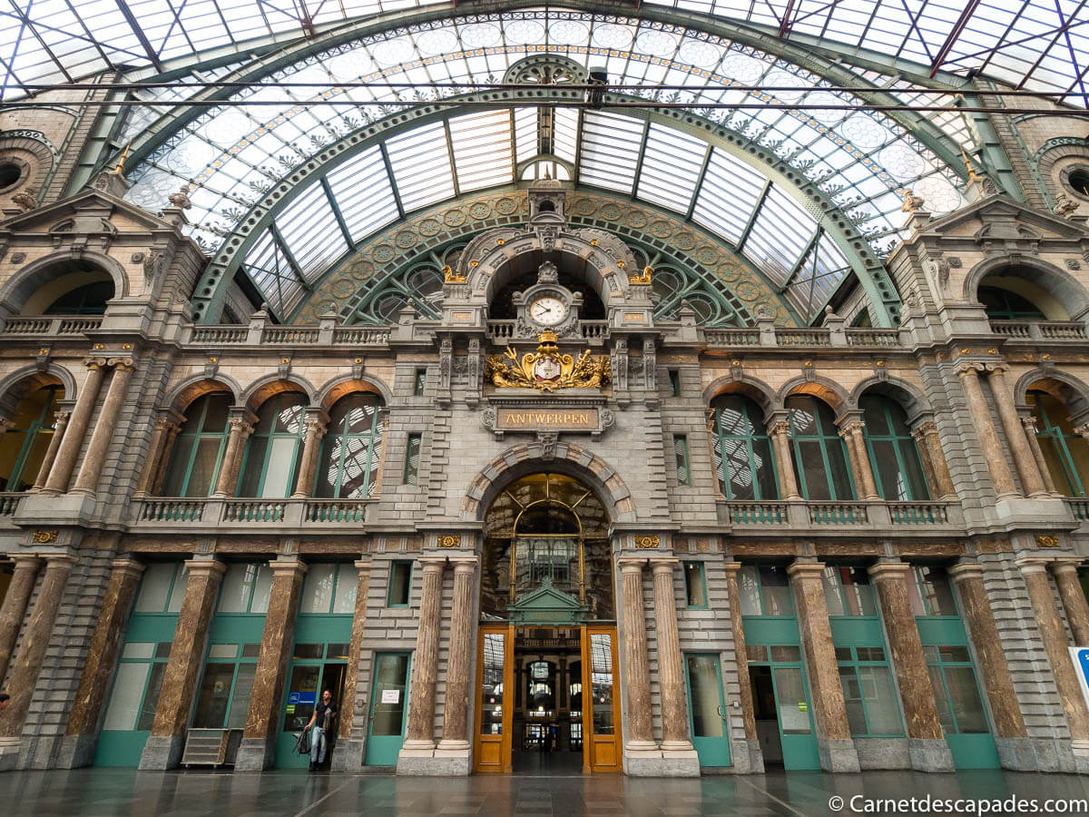 gare-anvers