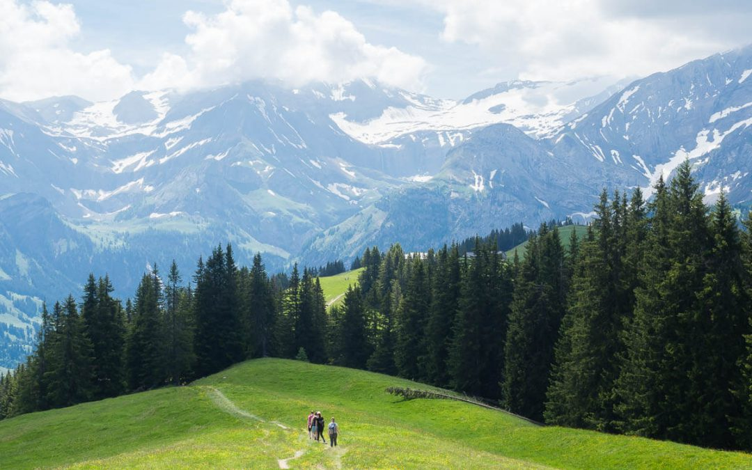 Swiss Travel Pass – J'ai testé le voyage en train en Suisse