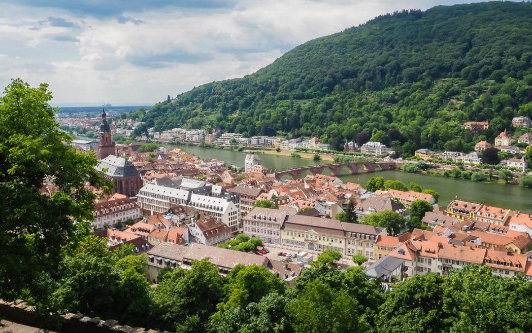Heidelberg – Visite de la capitale romantique d'Allemagne