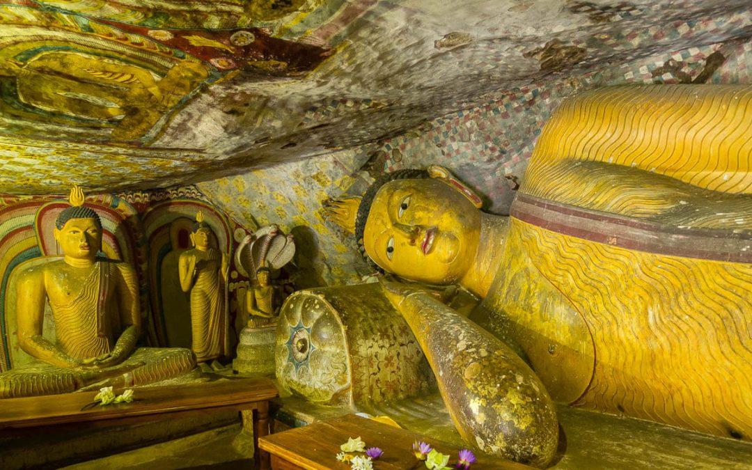 Dambulla – Temple d'or, marché aux légumes et bonnes adresses