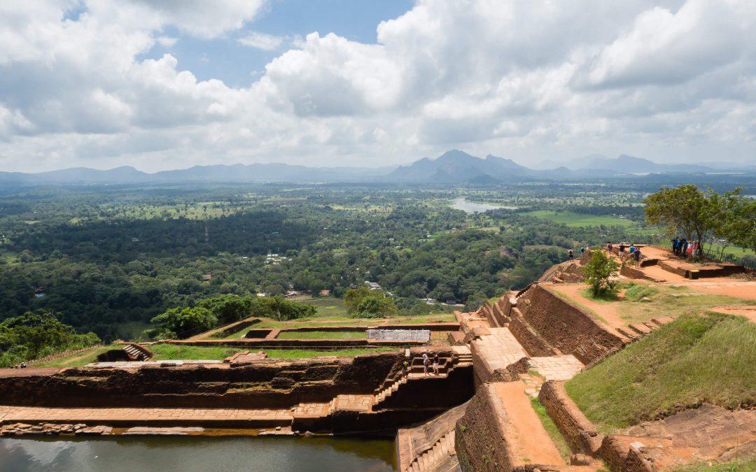 Sigirya – Rocher du Lion et Pidurangala Rock