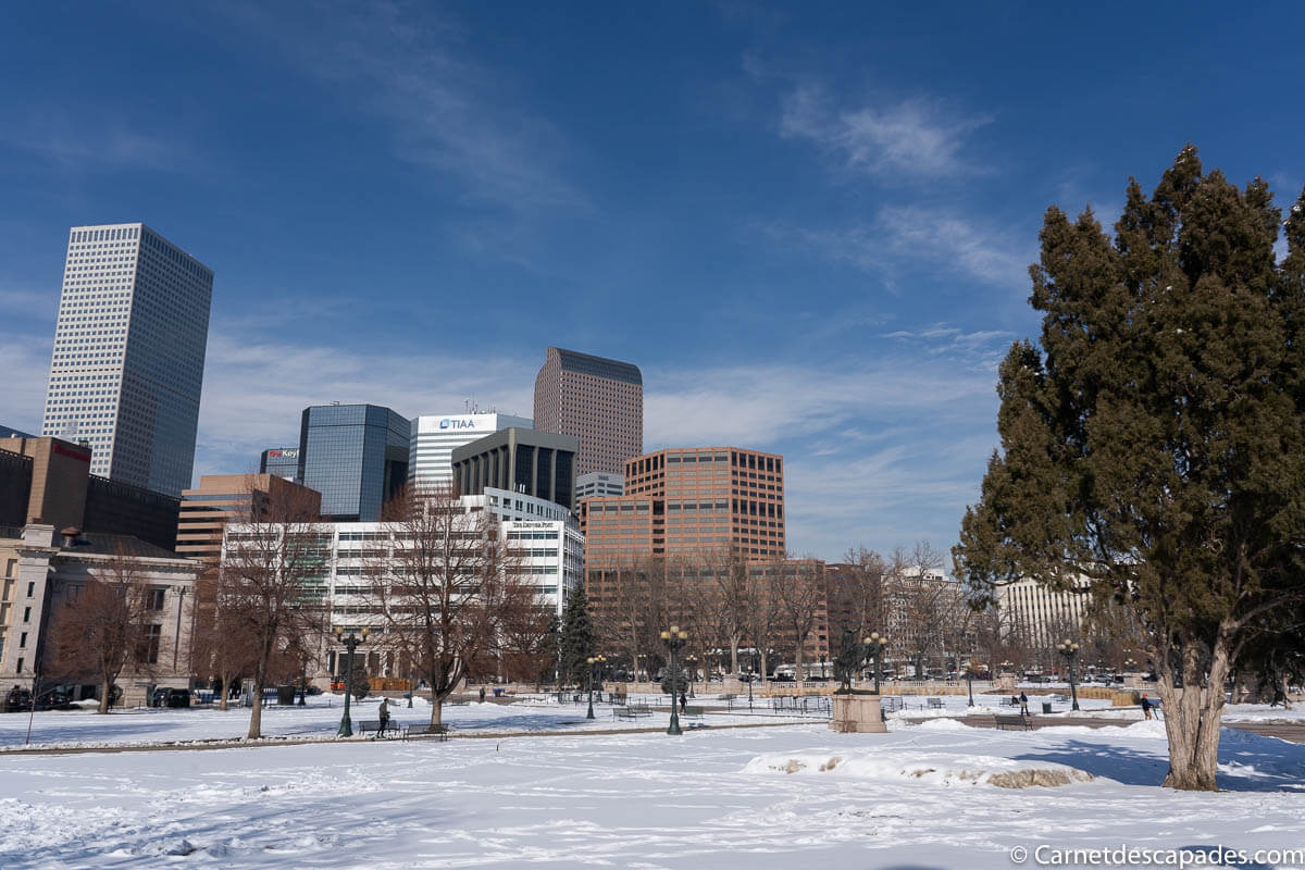 civic-center-parc-hiver-denver