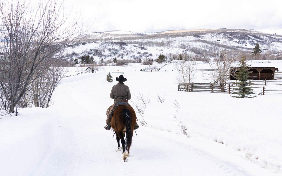 Mon séjour dans un Dude Ranch au Colorado (USA) en hiver