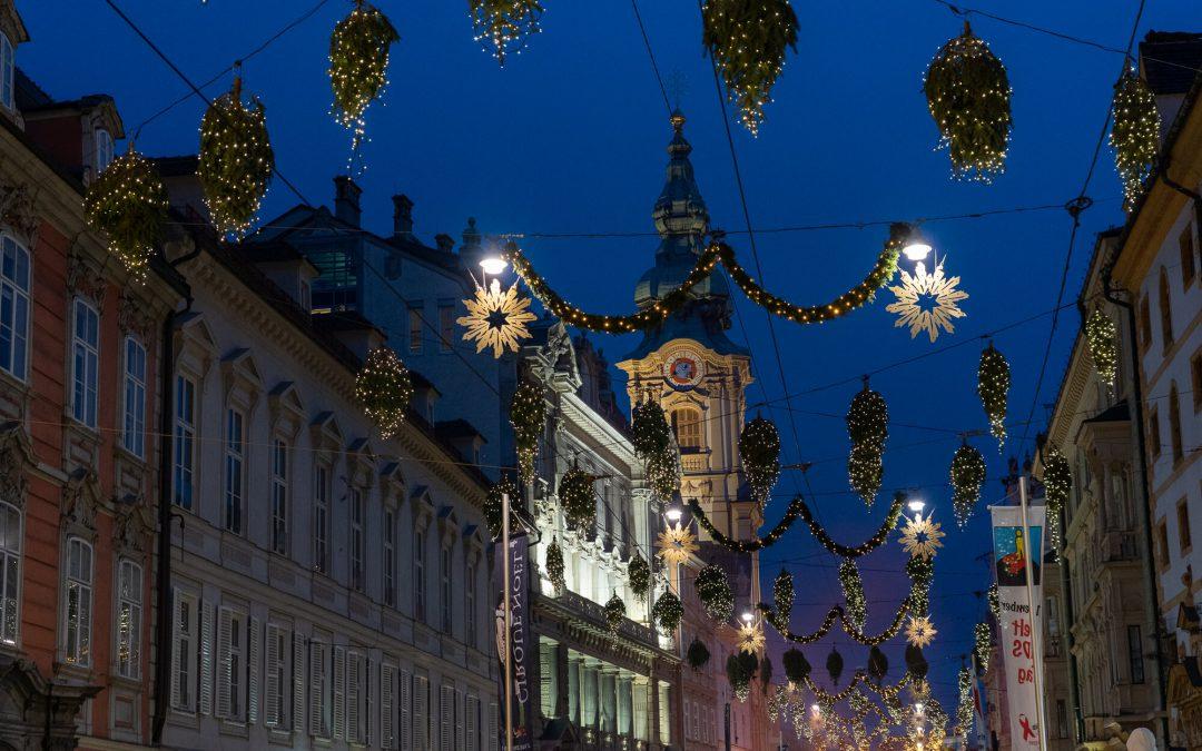 Marché de Noël de Graz – Convivial et authentique