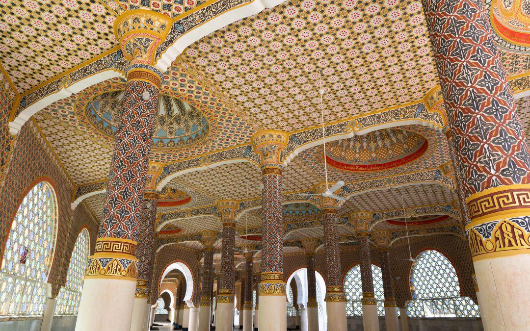 Touba, sa Grande Mosquée… Et son café!