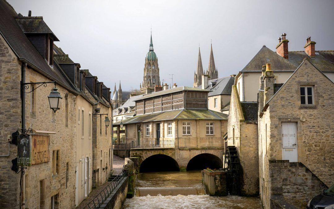 Visiter Bayeux – Sa tapisserie, sa cathédrale…mais pas que!