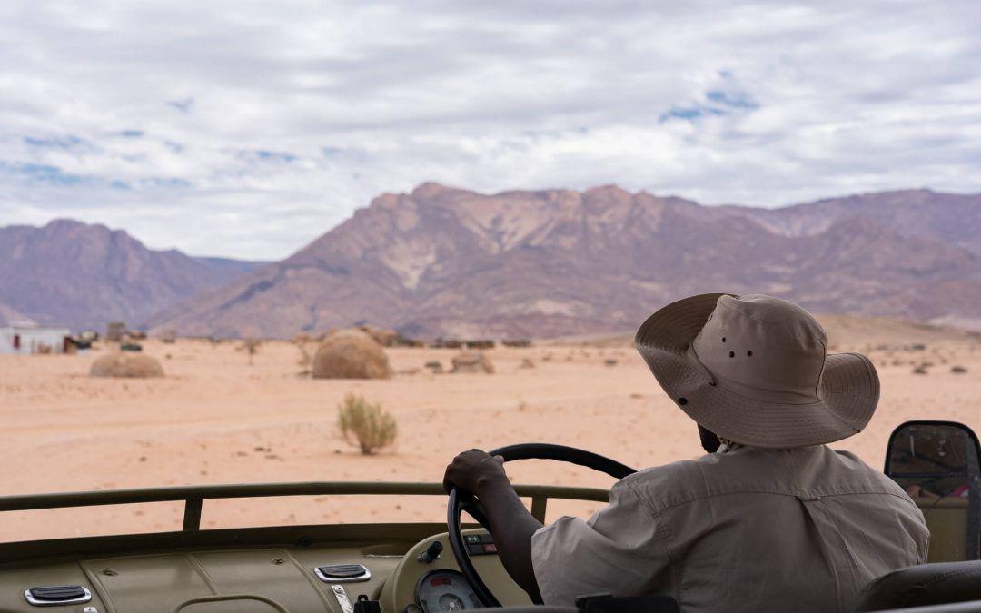 Que faire dans le Damaraland en Namibie?