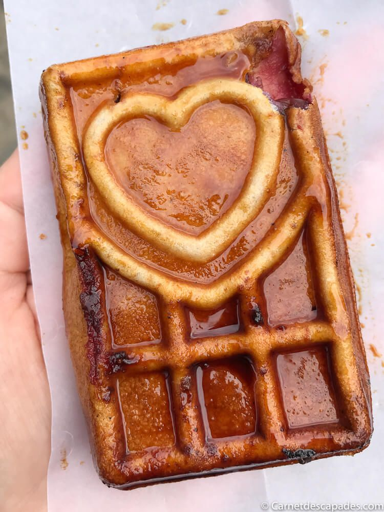 gaufre-fruits-liege