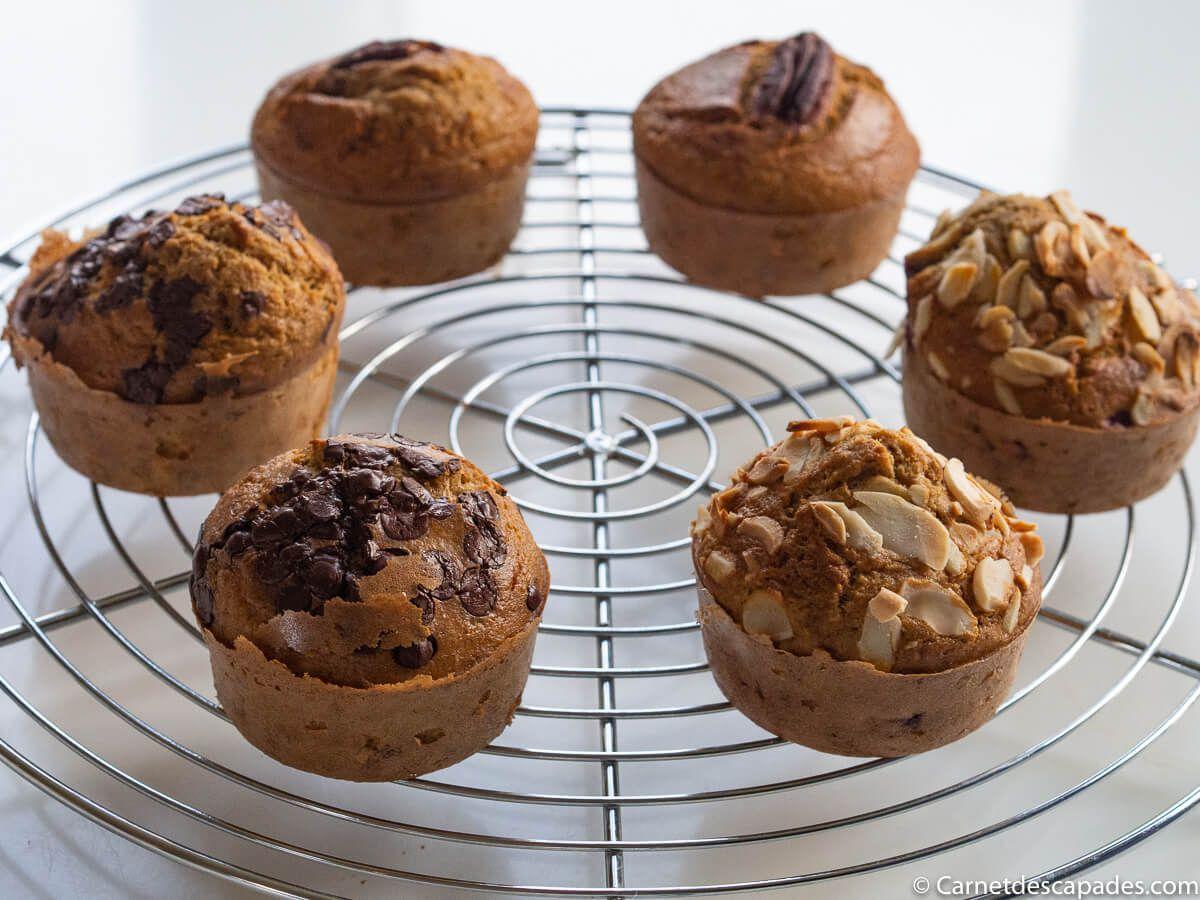 muffins-sans-gluten-lactose