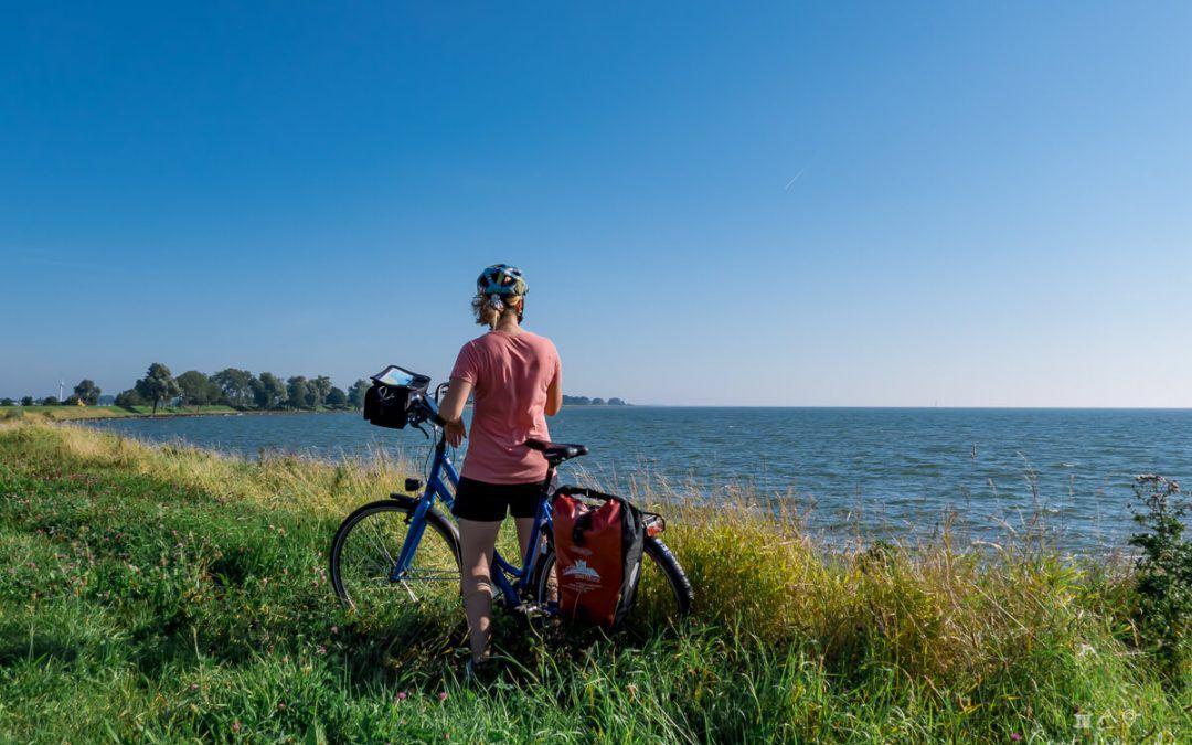 Une semaine à vélo en Hollande Septentrionale
